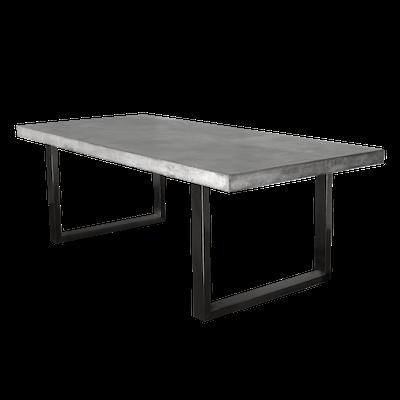 Titus Concrete Dining Table 1.8m - Image 1