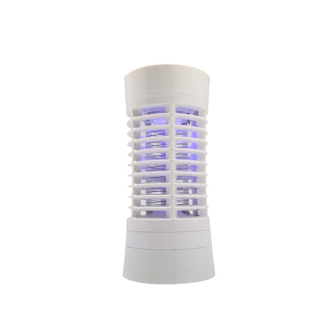 SOUNDTEOH Rechargeable LED Mosquito Killer - 0