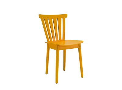 Minya Chair - Gold Yellow - Image 1