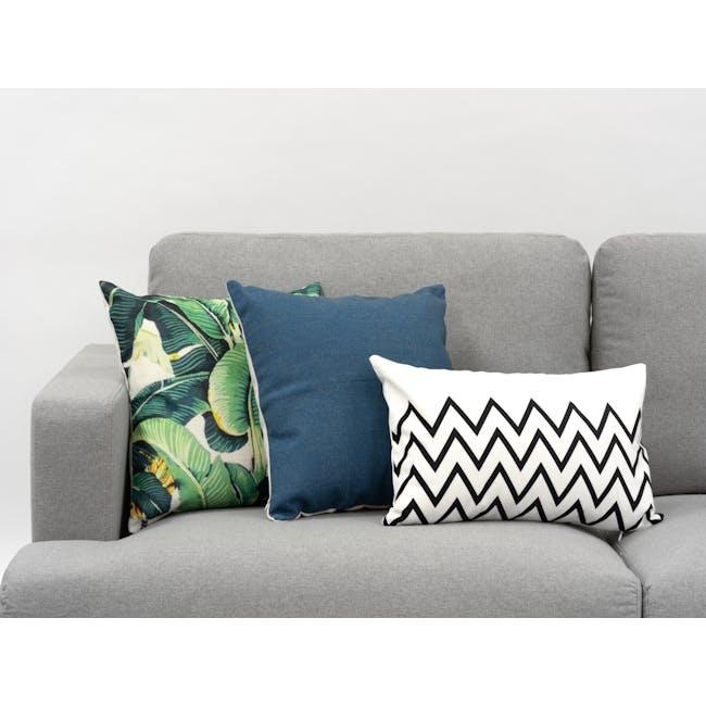 Banana Leaves Cushion Cover - 1