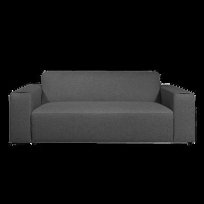 Adam 3 Seater Sofa - Granite - Image 1
