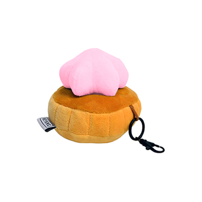 Gem Biscuit Keychain - Pink - Image 2