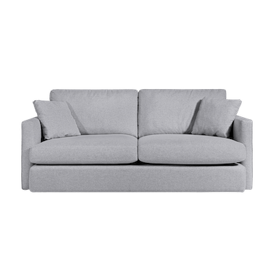 Ashley 3 Seater Sofa with Egg Chair - Image 2