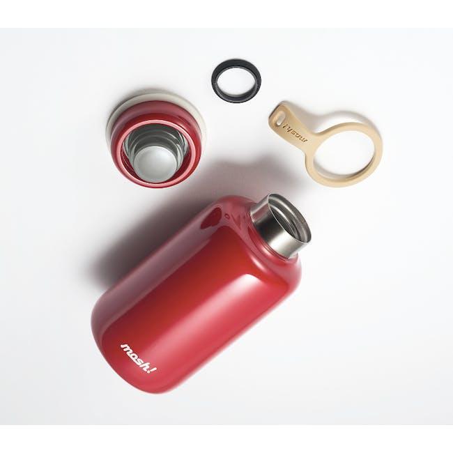 MOSH! Latte Bottle 450ml - Red - 3