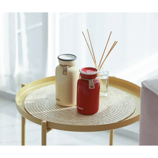 MOSH! Latte Bottle 450ml - Red - 2