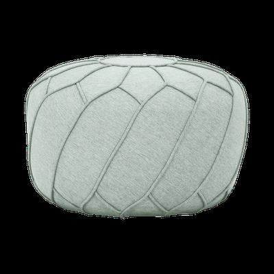 Saturn Pouf - Aquamarine - Image 2