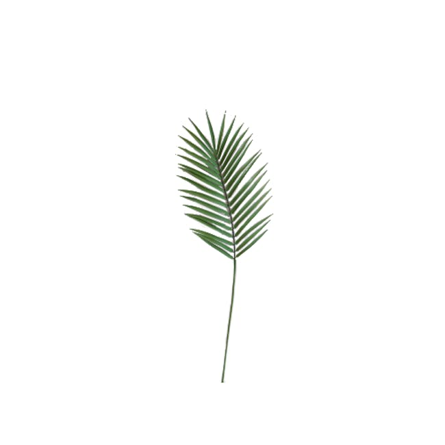 Faux Tropical Leaf - Assorted (Set of 5) - 2