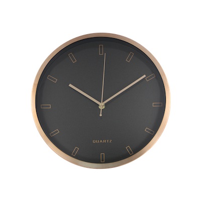Pellicano Wall Clock - Copper - Image 1