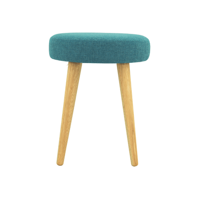 Oprah Stool - Natural, Parsley - Image 2