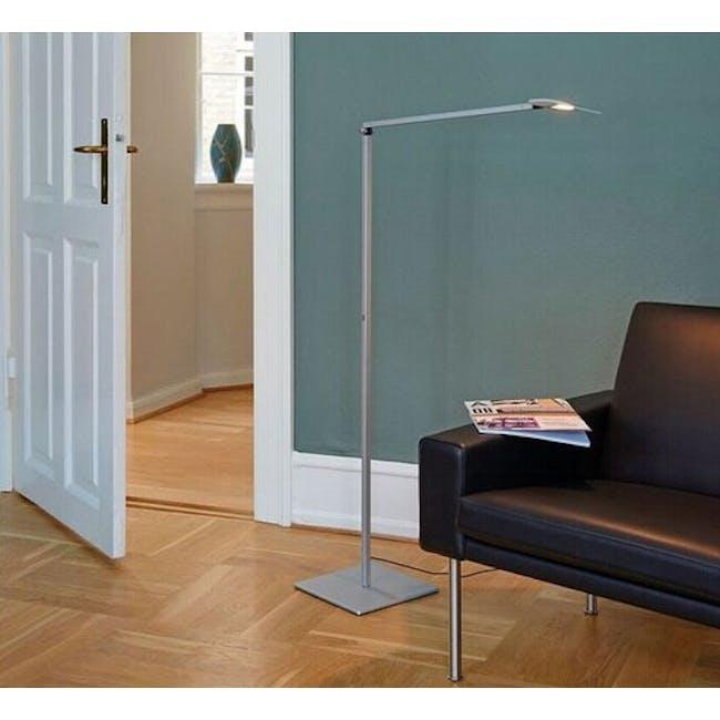 Koncept Mosso Pro Floor Lamp - Silver - 1