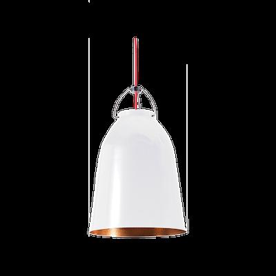 Lemur Pendant Lamp - White - Image 2
