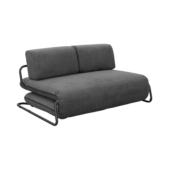Leyton Sofa Bed Charcoal Grey Sofa Beds By Hipvan Hipvan