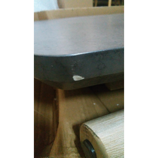 Preloved - (As-is) Hendrix Dining Table 1.8m - 4