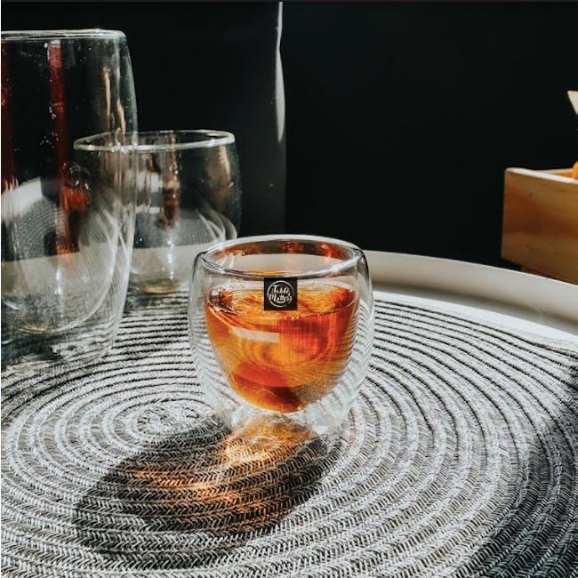 Table Matters Taikyu Double Wall Glass (2 Sizes) - 4