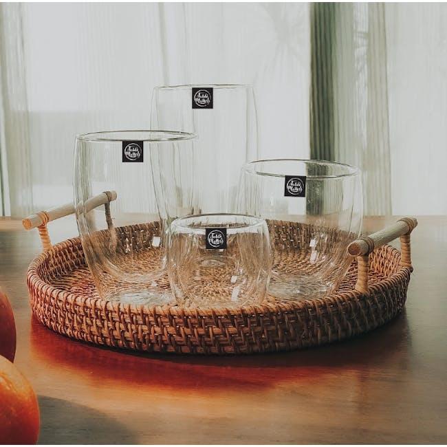 Table Matters Taikyu Double Wall Glass (2 Sizes) - 1