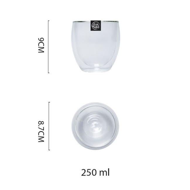 Table Matters Taikyu Double Wall Glass (2 Sizes) - 6