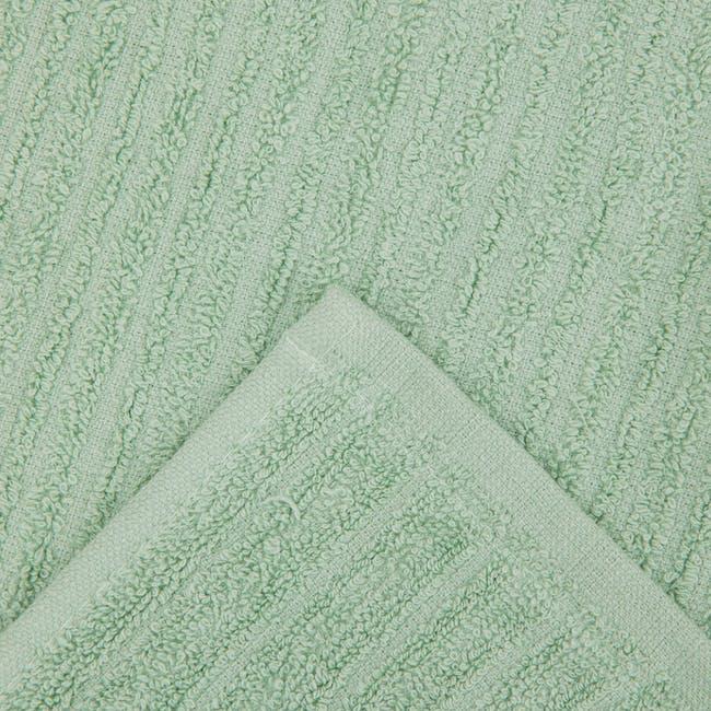 EVERYDAY Hand Towel - Fresh Mint (Set of 2) - 2