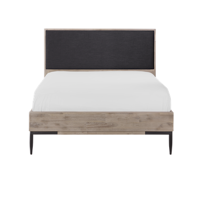 Starck Queen Bed with 2 Starck Bedside Tables - Image 2