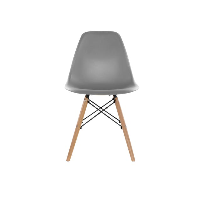 DSW Chair Replica - Natural, Grey - 2