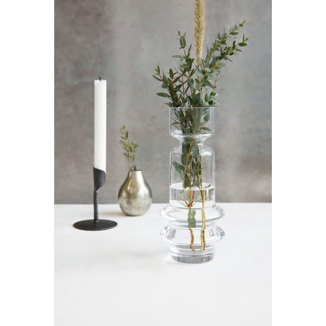 Sapa Tall Vase - Clear - 1