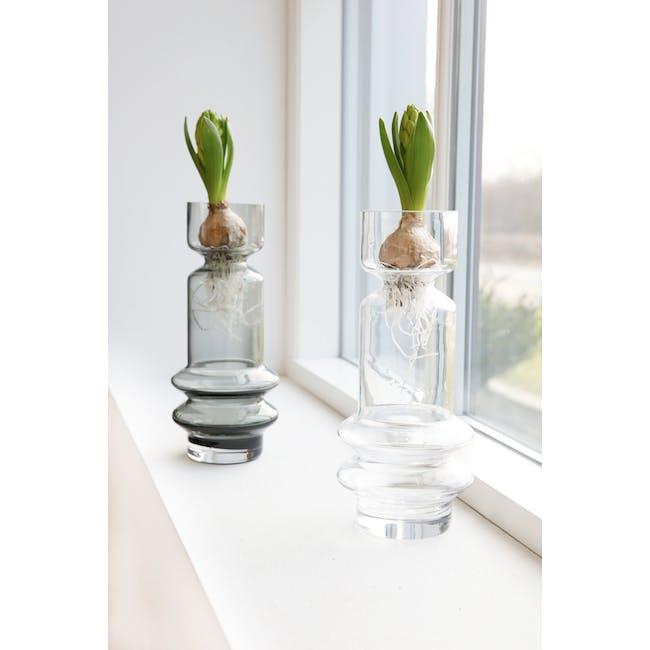 Sapa Tall Vase - Clear - 3
