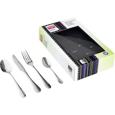 Lamart 24-pc Stainless Steel Cutlery Set