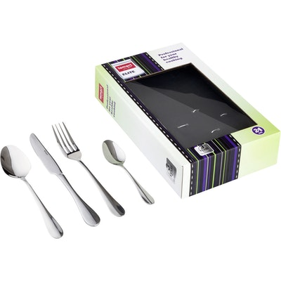 Lamart 24-pc Stainless Steel Cutlery Set - Image 1