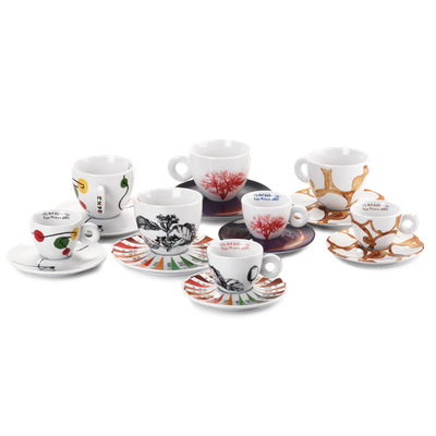 illy Art Collection - SustainArt #2 Espresso Cups (Set of 4) - Image 2