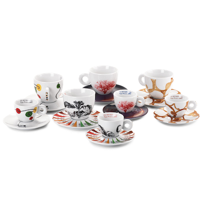 illy Art Collection - SustainArt #2 Cups (Set of 4)