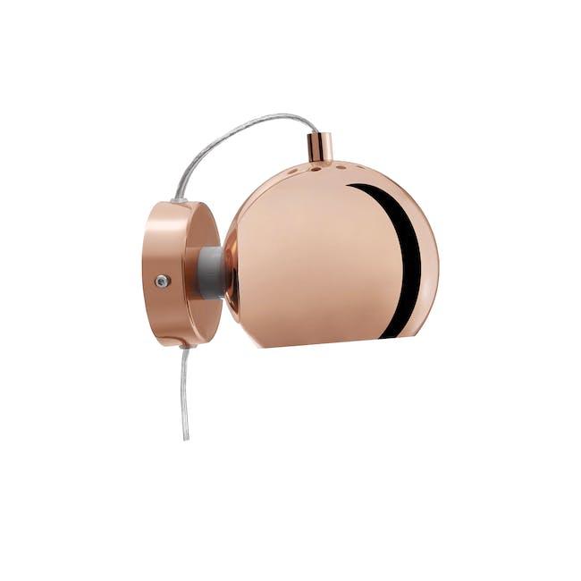 Slug Wall Lamp - Copper - Short - 0