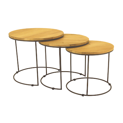 Eddie Nesting Coffee Table - Image 1