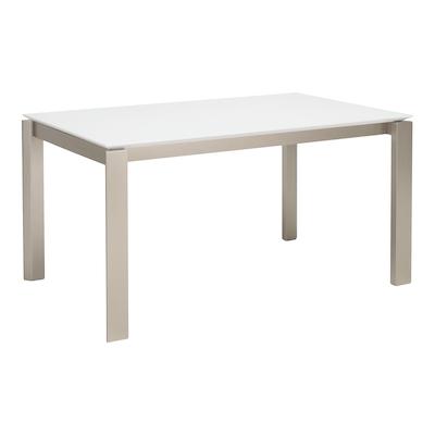 Elwood Dining Table 1.5m - White - Image 2