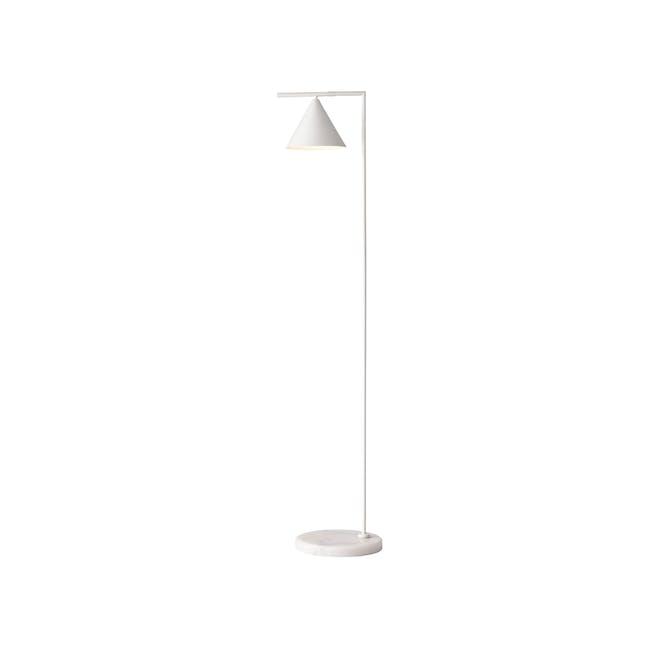 Flos Captain Flint Floor Lamp - White - 0