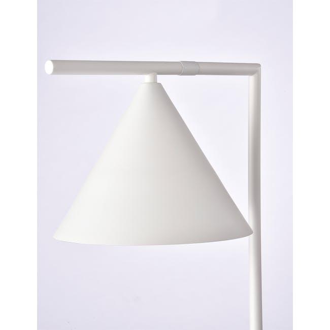 Flos Captain Flint Floor Lamp - White - 2