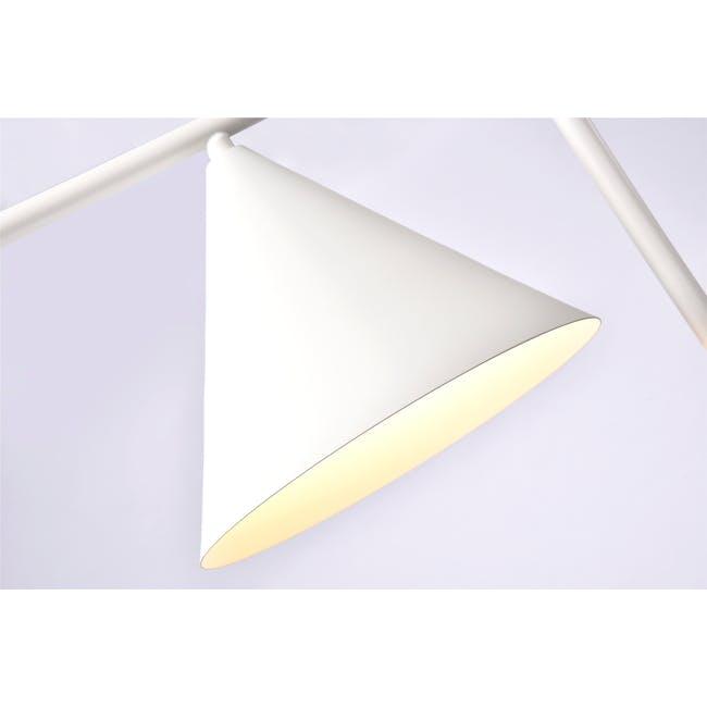 Flos Captain Flint Floor Lamp - White - 1