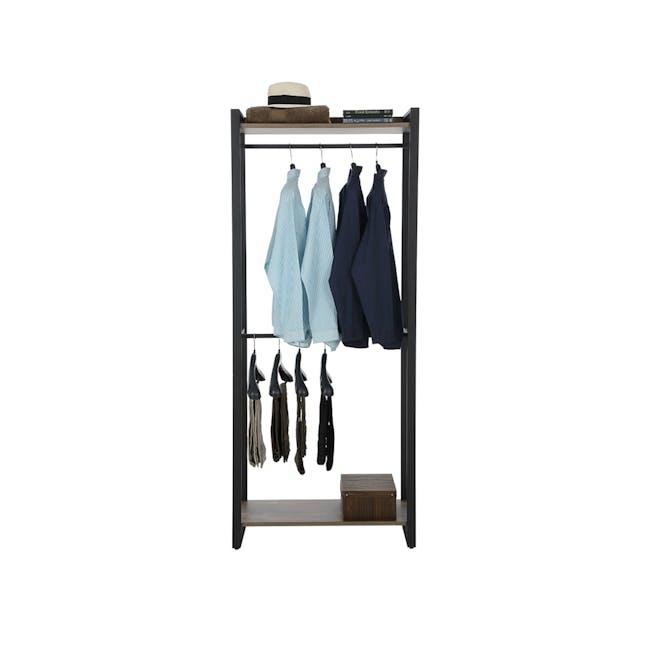 Logan Clothes Rack - 3