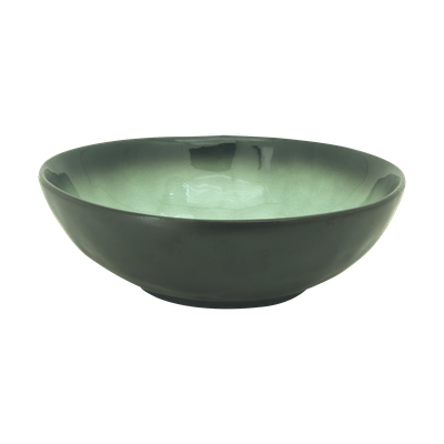 Lilac Large Bowl - Green (Set of 4) - Image 1