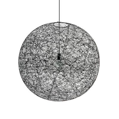 Random Pendant Light Ø60 cm - Black - Image 1