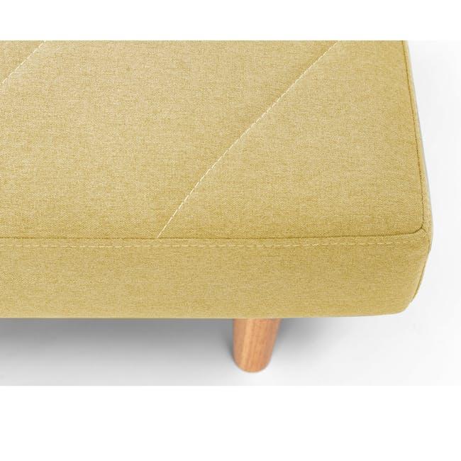 Laura Sofa Bed - Custard - 8