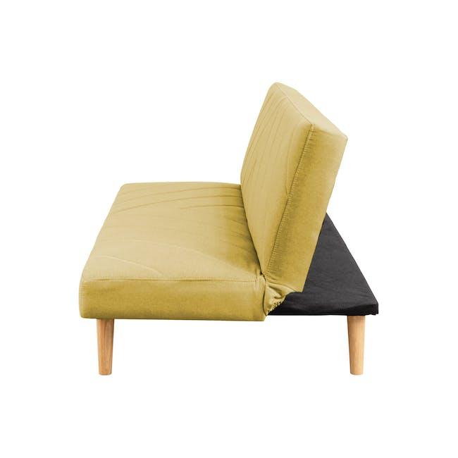 Laura Sofa Bed - Custard - 6