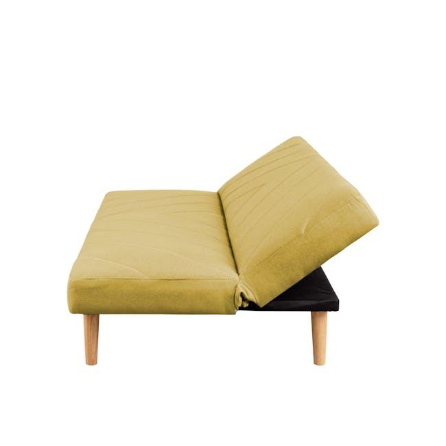 Laura Sofa Bed - Custard - 5