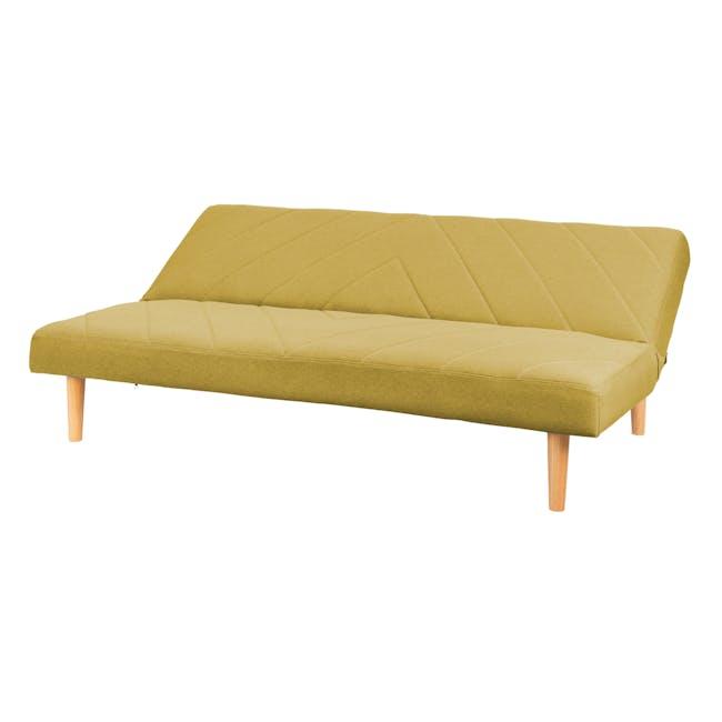 Laura Sofa Bed - Custard - 3