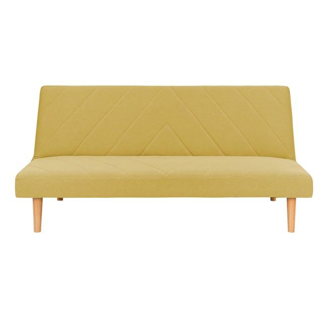 Laura Sofa Bed - Custard - 11