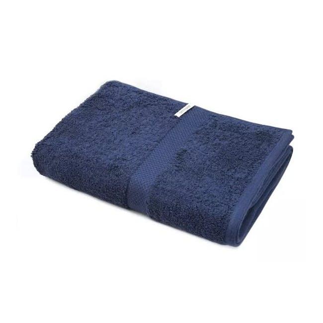 Canningvale Royal Splendour Bath Towel - Mezzanote Blue - 0