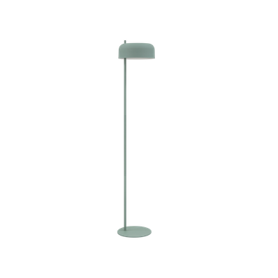 Bridget Floor Lamp - Green - Image 1