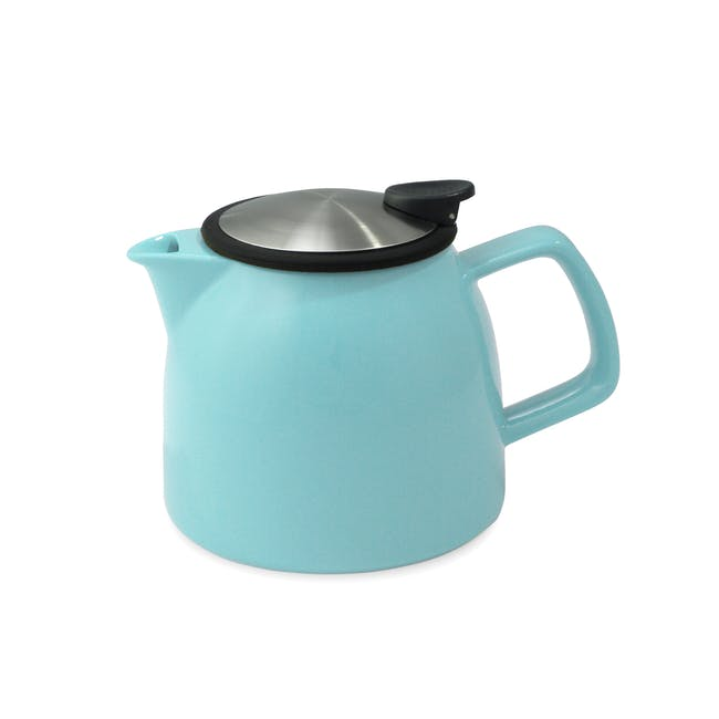 Forlife Bell Teapot - Turqoise (2 Sizes) - 1