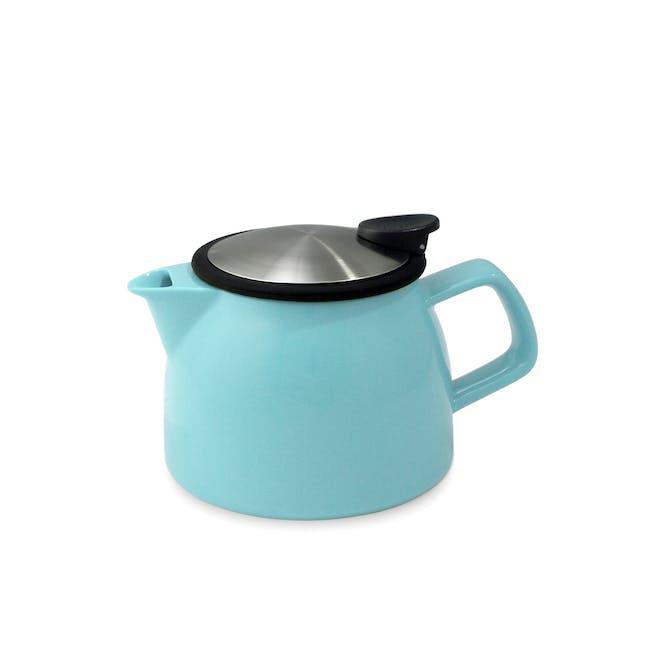 Forlife Bell Teapot - Turqoise (2 Sizes) - 0
