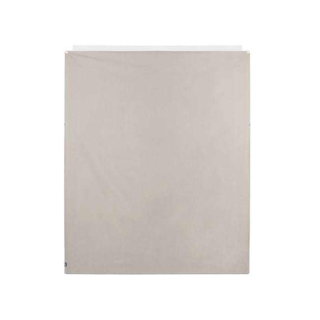 Complete Blackout Magnetic Window Cover - Linen - 16