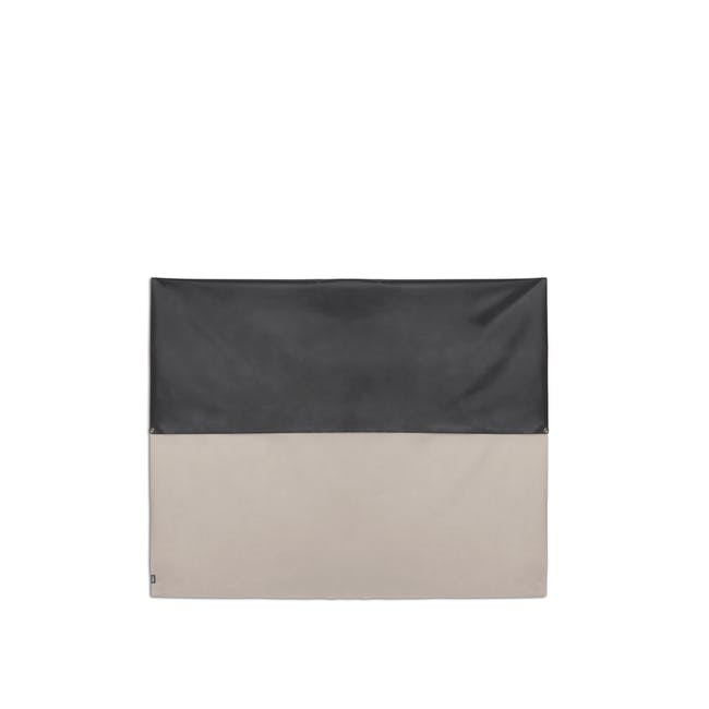 Complete Blackout Magnetic Window Cover - Linen - 11