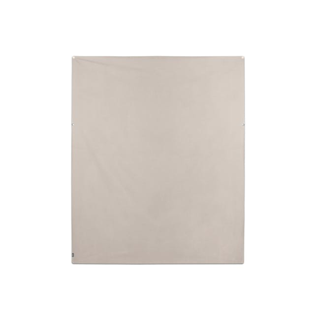 Complete Blackout Magnetic Window Cover - Linen - 5